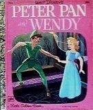 9780307020420: Peter Pan and Wendy , A Little Golden Book