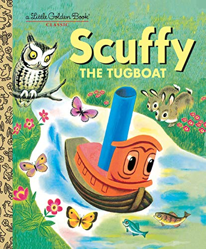 Scuffy. The Tugboat (Little Golden Books): Gertrude Crampton