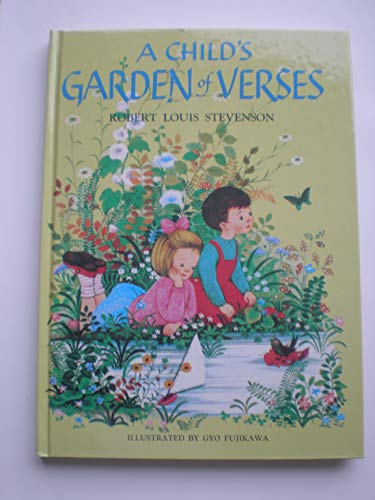 A Child's Garden of Verses ( Little: Stevenson, Robert Louis