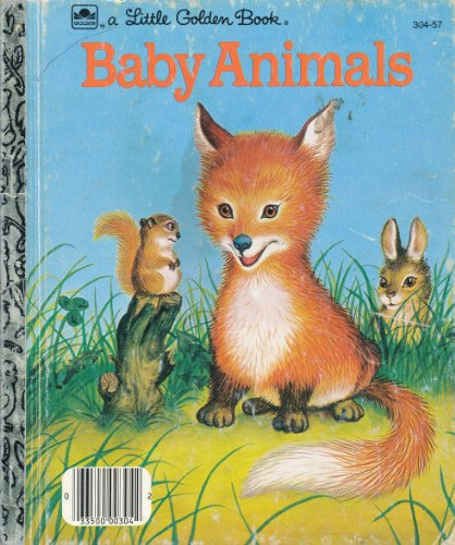 9780307020505: Baby Animals (Little Golden Books)