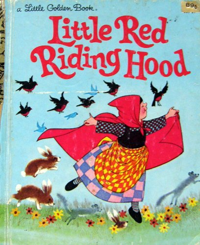 9780307020529: Little Red Riding Hood (A Hardee's little little golden book)