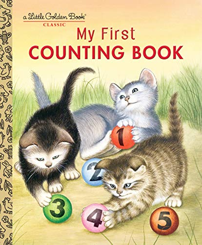 9780307020673: My First Counting Book