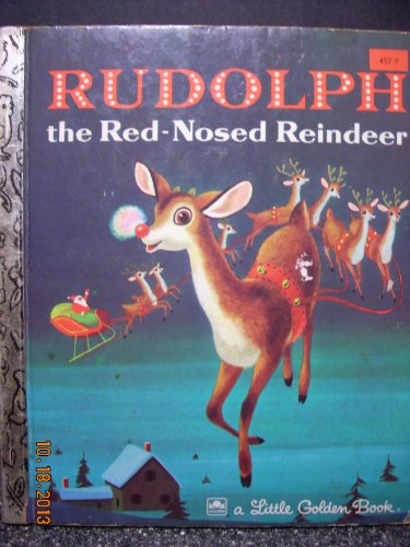9780307020710: Rudolph the Red-Nosed Reindeer (Little Golden Books Holiday Favorites)