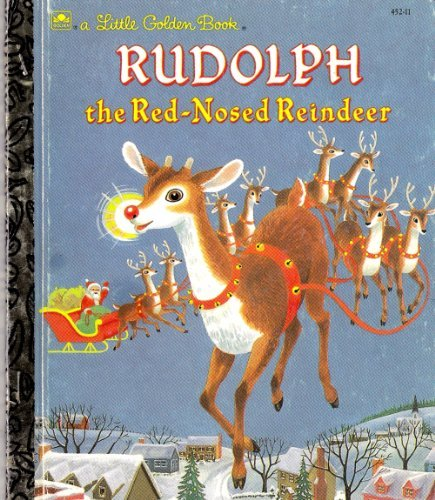 Rudolph the Red-Nosed Reindeer (0307020711) by Barbara Shook Hazen