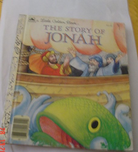 The Story of Jonah: Adapted from the: Pamela Broughton; Illustrator-Roberta