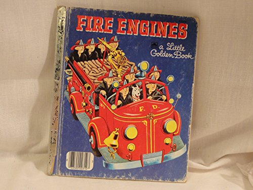 9780307020956: Fire Engines