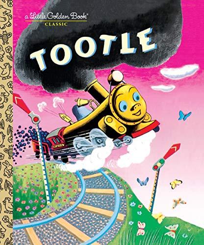 A Little Golden Book: Tootle 210-55: Crampton, Gertrude