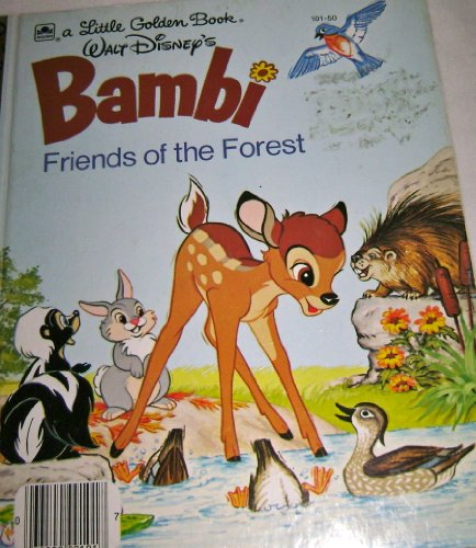 Bambi Friends of the Forest