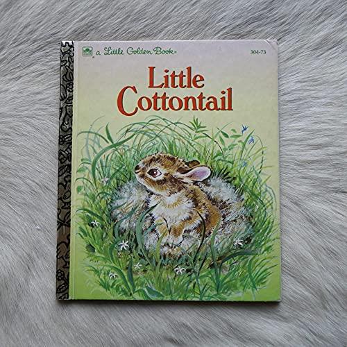 9780307021076: Little Cottontail (A Little Golden Book)