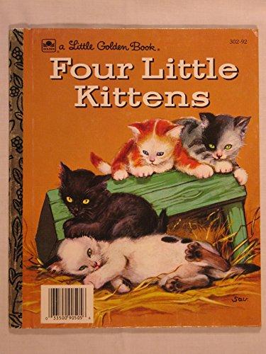9780307021205: Four little kittens (A little golden book)