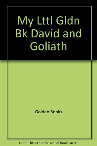 9780307021298: David and Goliath (a Little Golden Book)