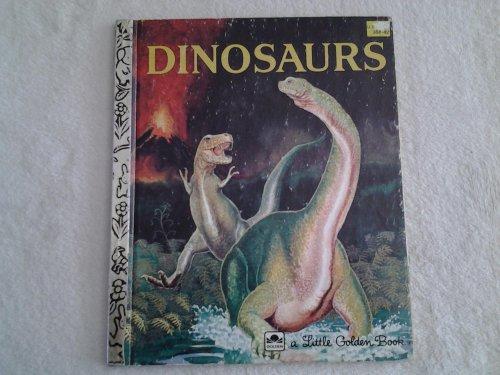 Dinosaurs (A Little Golden Book): Jane Werner