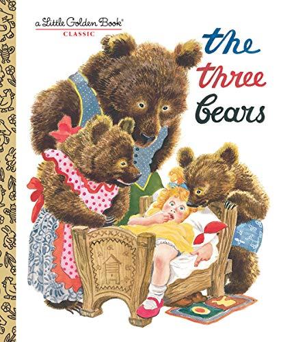 9780307021403: The Three Bears (Little Golden Book Classic)