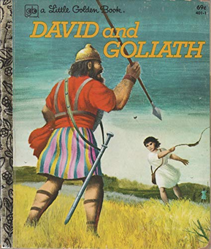 9780307021502: David and Goliath (A Little Golden Book)