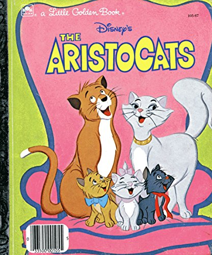 9780307021663: The Aristocats (Little Golden Book)