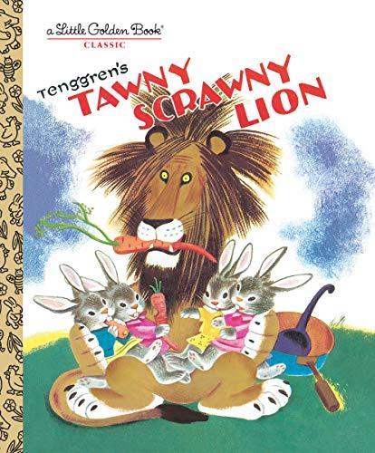 9780307021687: Tawny Scrawny Lion (Little Golden Books)