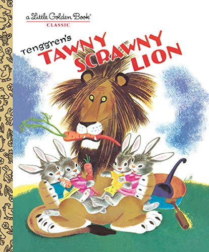 Tawny Scrawny Lion (Little Golden Book) (0307021688) by Kathryn Jackson