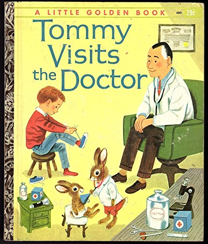 9780307021748: Tommy visits the doctor (A little golden book)