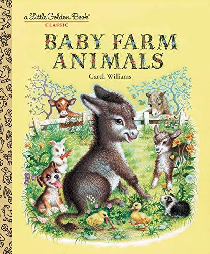 9780307021755: Baby Farm Animals (Little Golden Books)