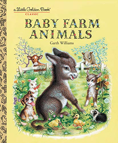 9780307021755: Baby Farm Animals (A Little Golden Book Classic)
