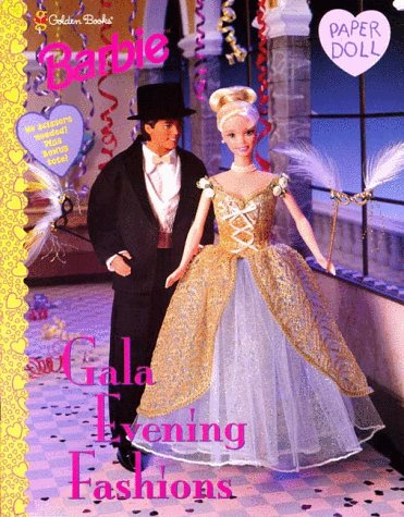 9780307022158: Barbie Gala Evening Fashions