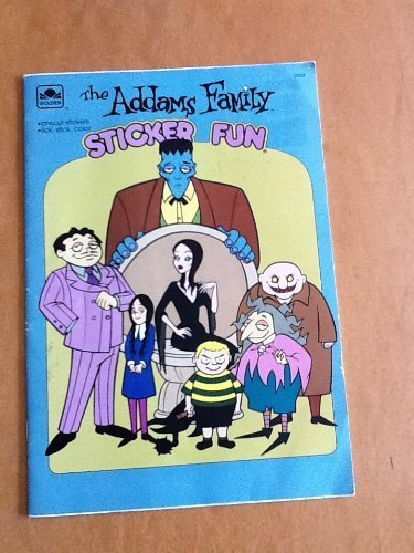 9780307022288: The Addams Family