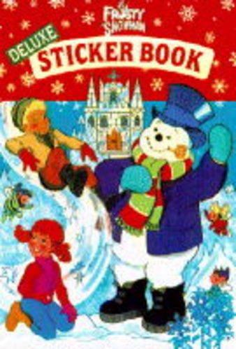9780307022554: Frosty: The Snowman (Sticker Book)