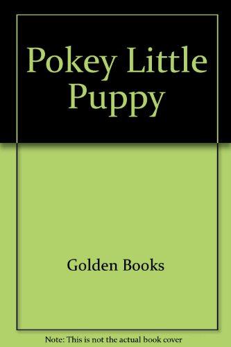 9780307022752: Pokey Little Puppy (Sticker Time)