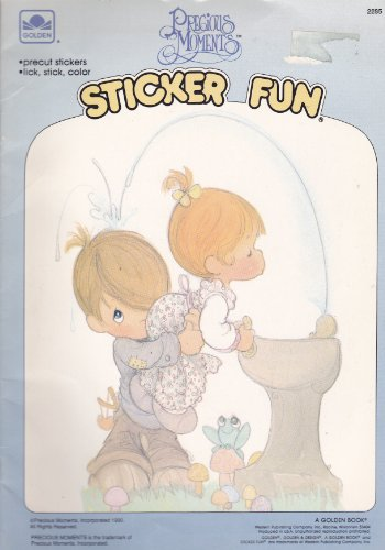 9780307022851: Precious Moments (Sticker Time)