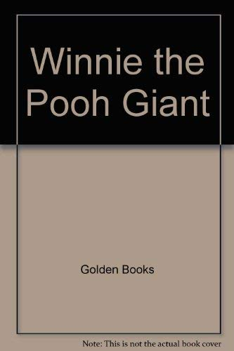 Winnie the Pooh Giant: Golden Books