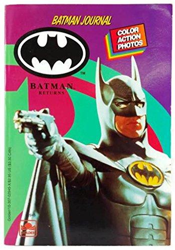9780307029454: The Batman Journal