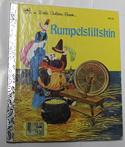 9780307030047: Rumpelstiltskin (The red little golden book of fairy tales / Mary Reed)