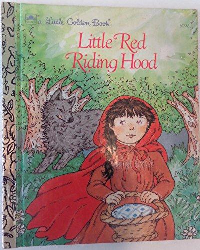 9780307030702: Little Red Riding Hood, Little Golden Book