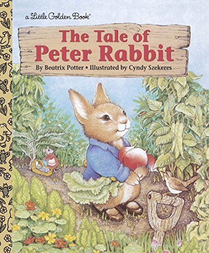 9780307030719: The Tale of Peter Rabbit (Little Golden Book)