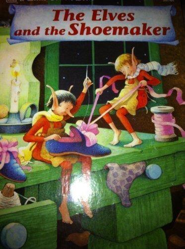 9780307030764: The Elves and the Shoemaker (A Little Golden Book)