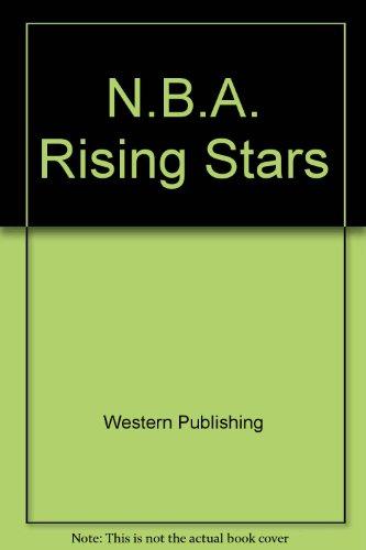 9780307030900: N.B.A. Rising Stars (A Little golden book)