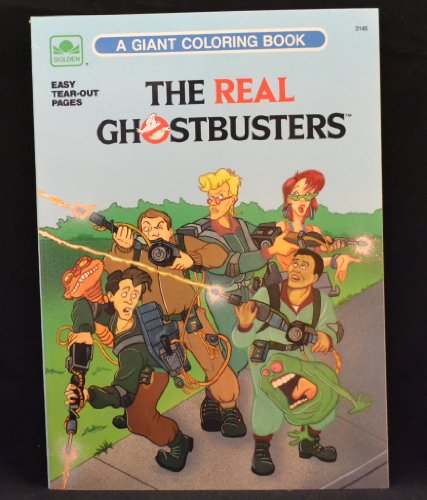 9780307031464: Ghostbusters Giant Clr Bk (Giant Colouring Books)