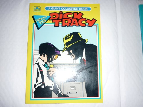 9780307033123: Dick Tracy (A Giant Coloring Book)