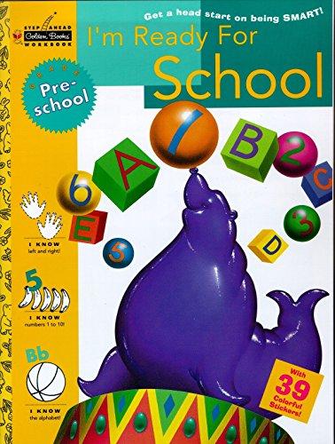 9780307035851: I'm Ready for School (Preschool) (Step Ahead)