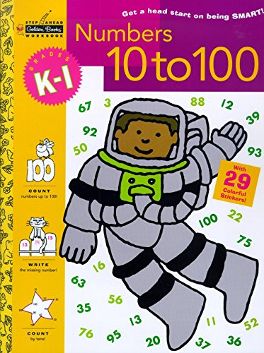 Step ahead Numbers 10-100 (K-1: Bottoni, Lois