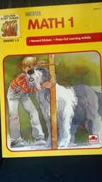 More Math 1 (Golden Step Ahead): Golden Books