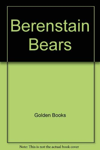 The Berenstain Bears Puzzles: Golden Books
