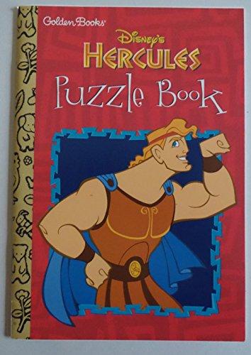 9780307036469: Hercules Puzzle Book