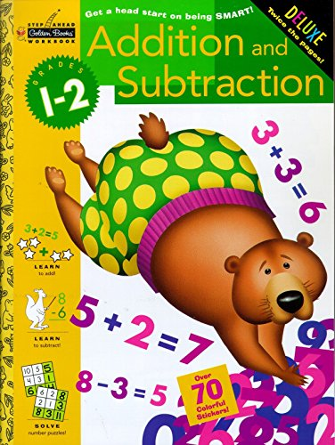 9780307036520: Addition and Subtraction (Grades 1 - 2) (Step Ahead)