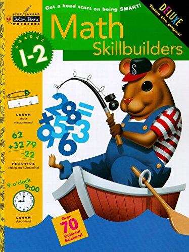 9780307036537: Math Skillbuilders (Grades 1 - 2) (Step Ahead)