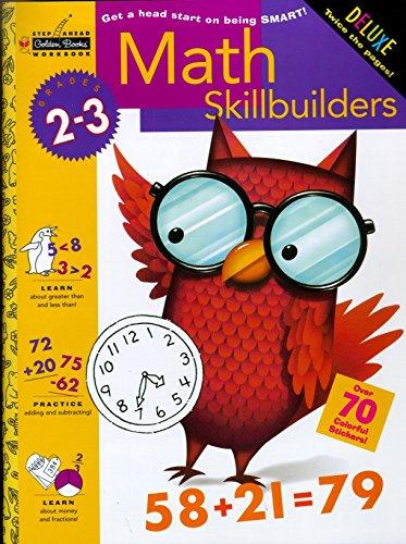 9780307036551: Math Skillbuilders (Grades 2 - 3) (Step Ahead)