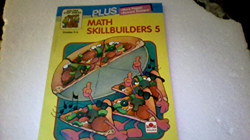 9780307036636: Math Skillbuilders (Golden Step Ahead Plus)