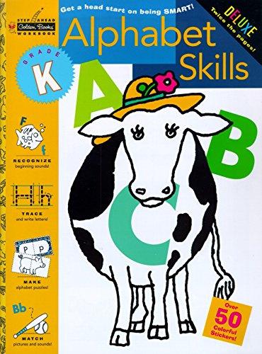 9780307036643: Alphabet Skills (Kindergarten) (Step Ahead)