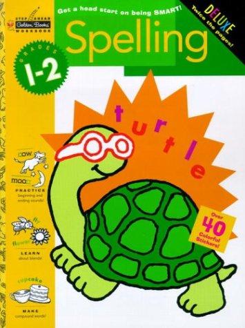 9780307036681: Spelling (Grades 1 - 2) (Step Ahead)