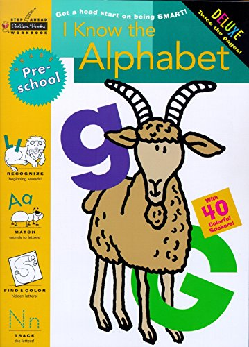 9780307036698: I Know the Alphabet Pre-School